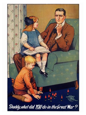 AP1182-daddy-what-did-you-do-in-the-great-war-poster-1910s