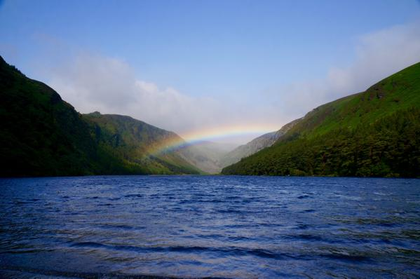 Glendalough Rainbow